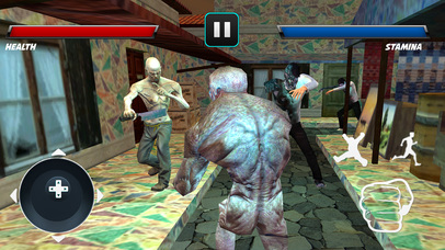 Alien Hero Zombie Survival Hunter: Last Day screenshot 2