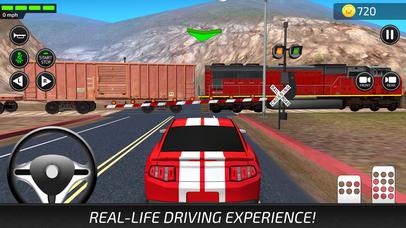 Driving Academy 2017 screenshot 1
