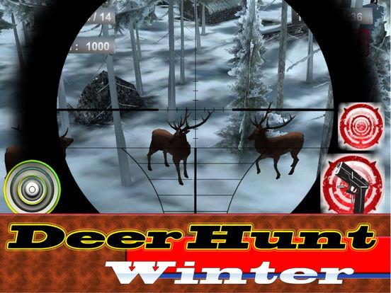 Deer Hunting Elite Challenge -2016 Winter Showdownscreeshot 1
