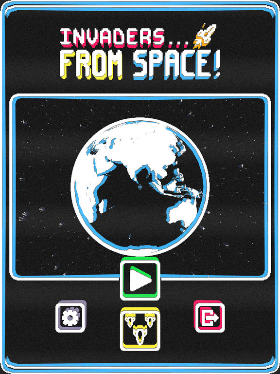 Invaders... From Space! screenshot 5