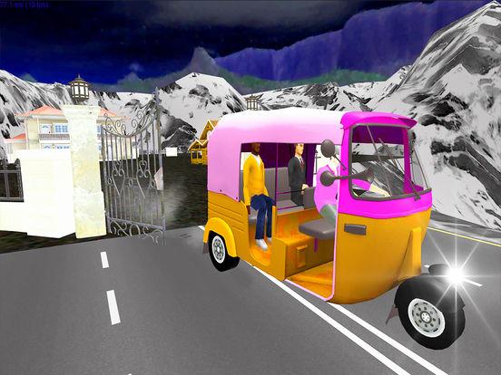 Xtreme Drive Tuk Tuk Rickshaw screenshot 7