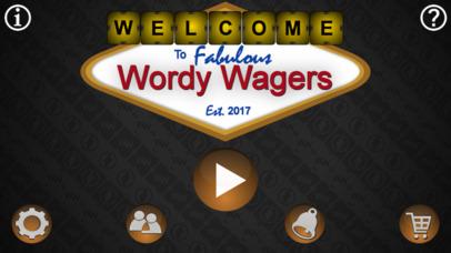 Wordy Wagers screenshot 1