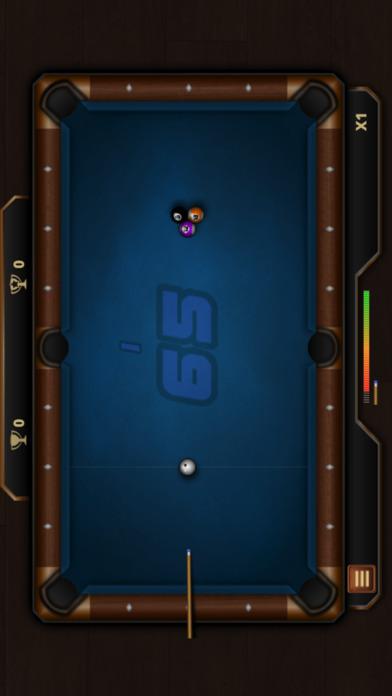 迷人的台球桌 screenshot 1