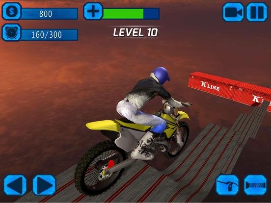 Impossible Motor Bike Tracks screenshot 6