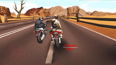 VR Motorcycle Rider screenshot 2