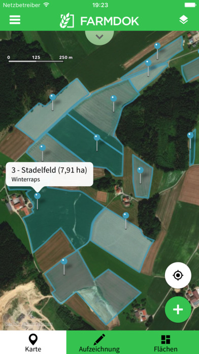 Farmdok screenshot