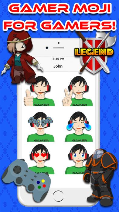 GamerMoji For iMessage Screenshot 1