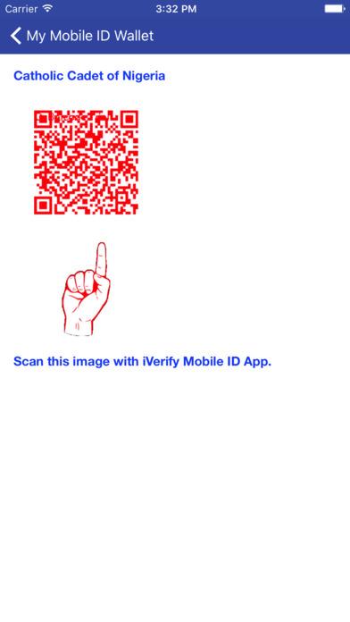 My Mobile ID Wallet screenshot
