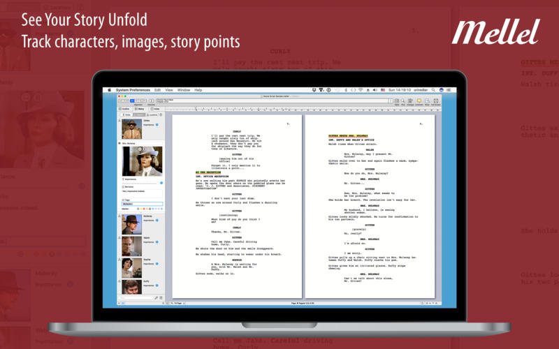 Mellel for Mac 4.0.0 破解版 - Mac上领先的文字处理程序