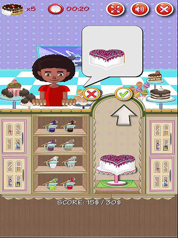 Bakery Cake Maker Shop screenshot 4