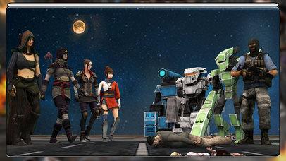Super Mutant Hero Simulator screenshot 1