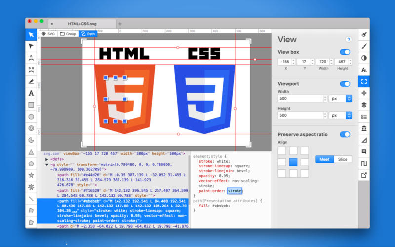 Boxy SVG for Mac 3.10.1 激活版 - 矢量图编辑软件