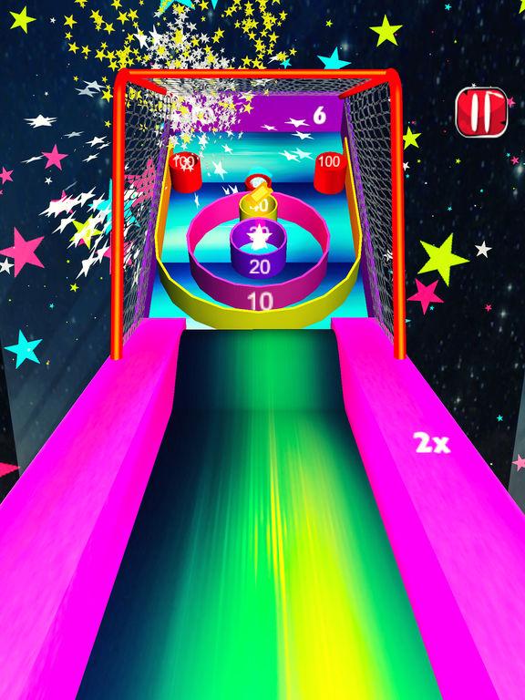 3D Roller Skee Ball 2017 screenshot 8
