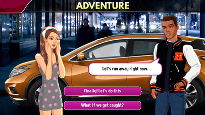 Driving with Friends screenshot 4