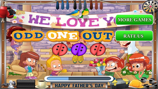 Brain Trainer – Odd One Out For Kid's Pro Screenshots