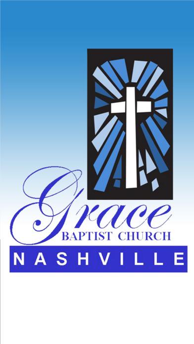 Grace Baptist Church Nashville iPhone Screenshot 1
