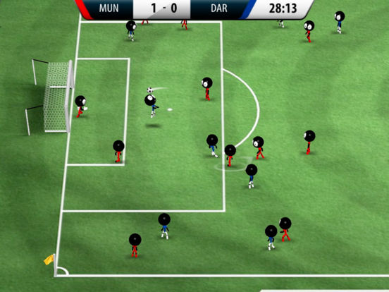 Stickman Soccer 2016 Screenshots
