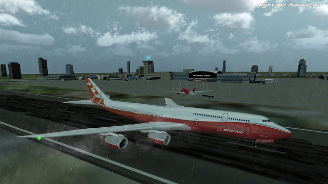 Flight 787 - Advanced Screenshots