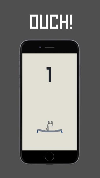 Jumpy Llama Screenshot