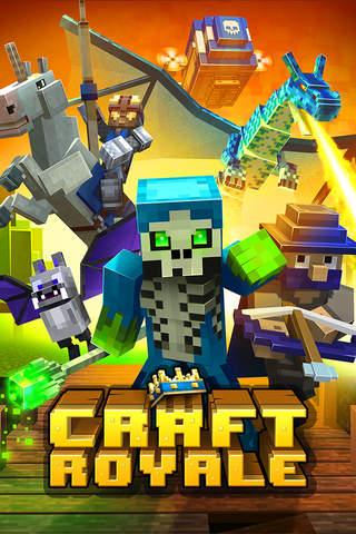Great Royale Wars - Clash of Block screenshot 1