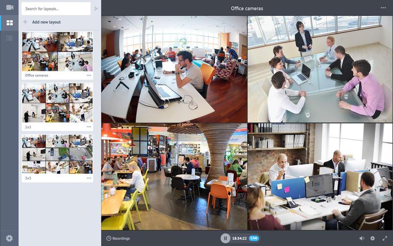 IvideonClient Screenshot - 3