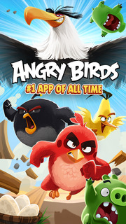 Angry Birds For iPhone (Plus iPad Version) Hits Free For First Since 2013