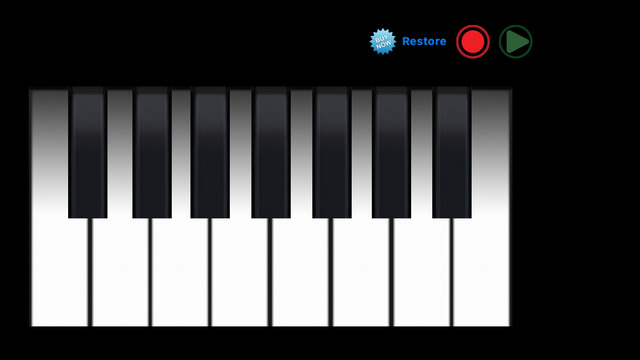 Handy Piano Screenshots