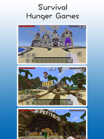 MineServer for Minecraft PE - Multiplayer Servers with Lucky Block Mods, Mini Games for Pocket Edition