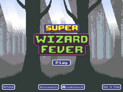 Super Wizard Fever Screenshots