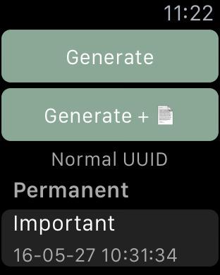 Generate ID