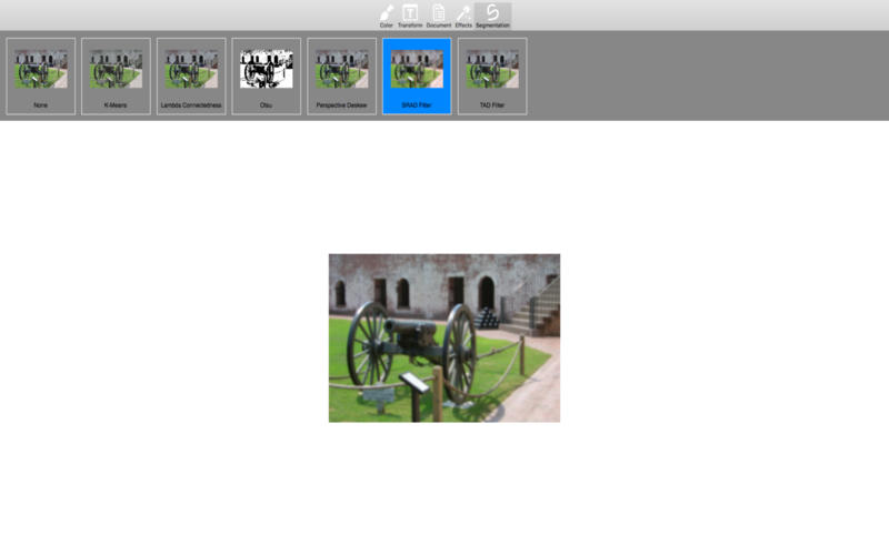 Image Processing App Screenshot - 4