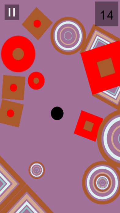 Geoemetry Escalate Arcade Fun Game Screenshot