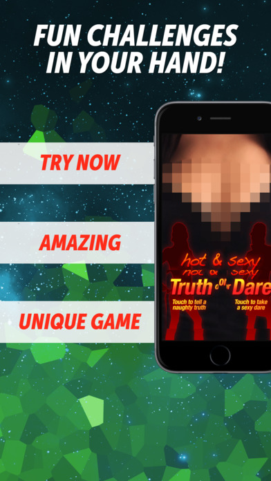 Truth or Dare (Dirty) iPhone Screenshot 1