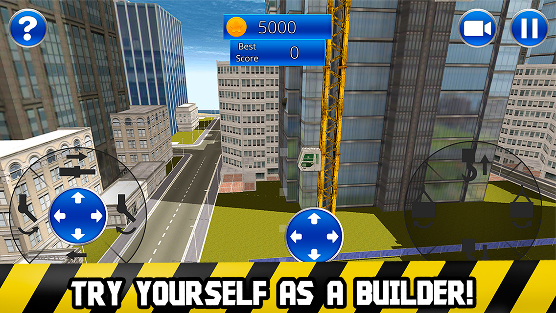 App Shopper City Building Construction Simulator 3d Full