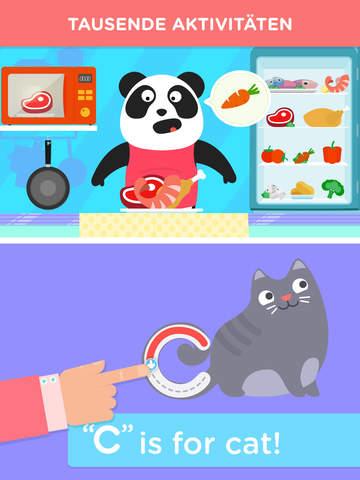 Learning English for kids and children - LINGOKIDS screenshot