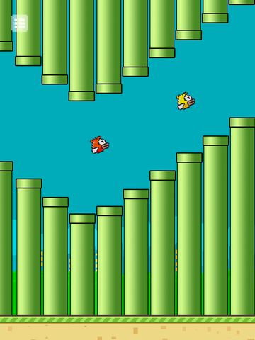 Flying  Crash - The Original Classic Happy Back Returns Game Version Screenshot