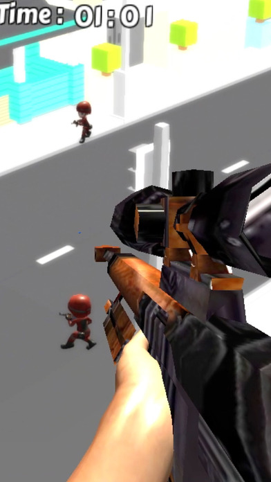 Sniper X screenshot 1