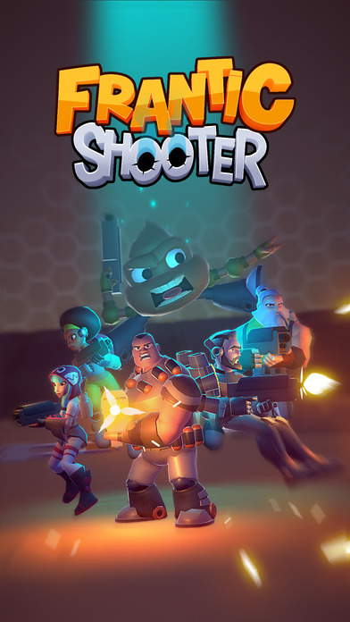 Frantic Shooter Screenshot