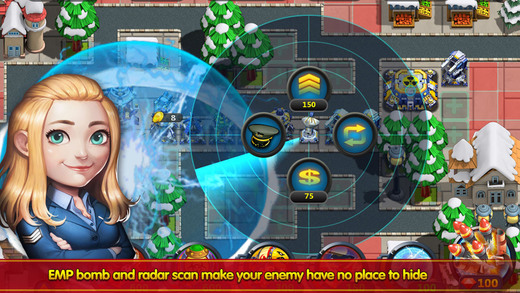 Little Commander 2: Global War Screenshot