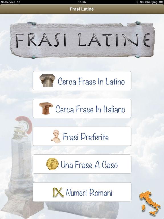 frasi per laurea latino dating
