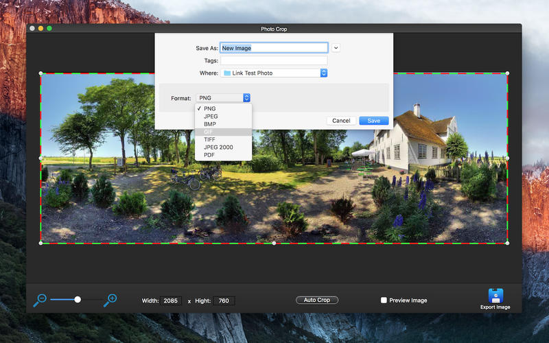 Photo Panorama Pro Lite Screenshot - 3