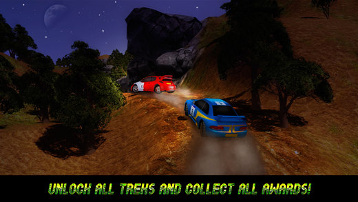 Extreme Offroad Dirt Rally Racing 3D Full Screenshots