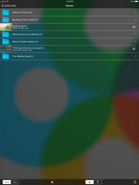 Air Media Center screenshot 9