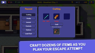 The Escapists iPhone