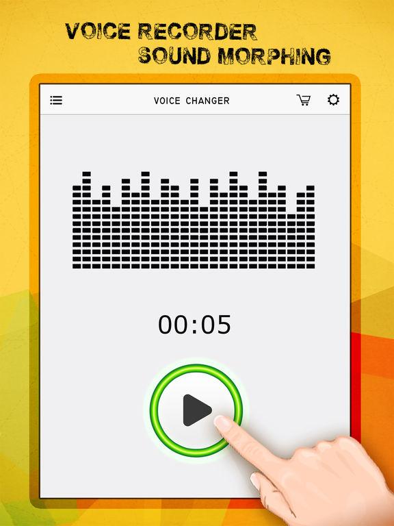 change voice machine