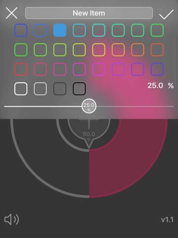Turntable - roll the choice Screenshots