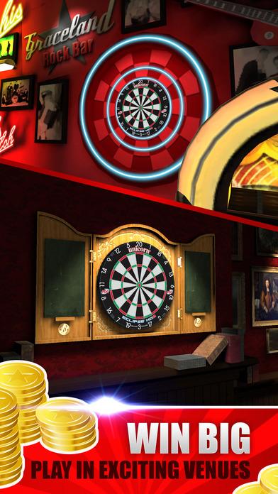 Darts Match 2 Screenshot