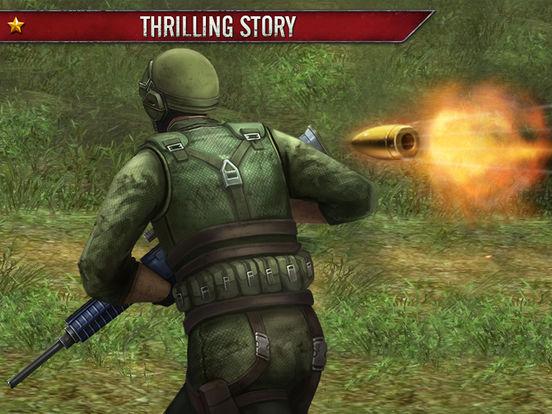Death Shooter 3 : Conatact Killer для iPad