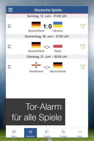 Pocket EM 2016 – Live Ticker, Fußball Ergebnisse screenshot 3