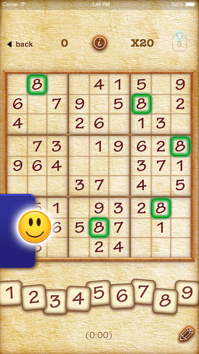 Screenshots of ▻Sudoku for iPhone